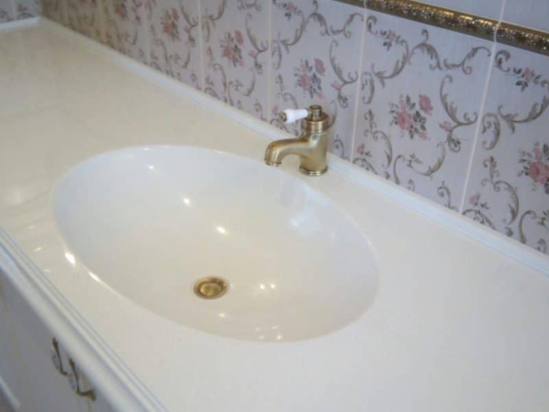 Столешница для ванной. Цена: 38.800 р.