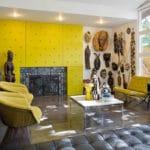 Экспрессивная природа африканского стиля в интерьере